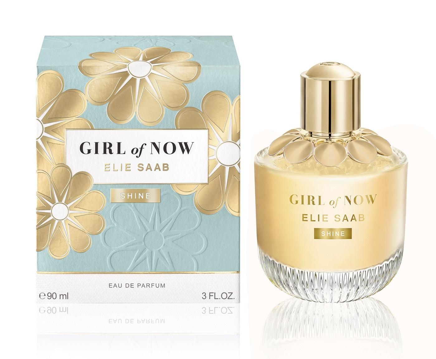Fragrances ~ Of Saab Now Girl New Elie Shine kZ8wNnO0PX