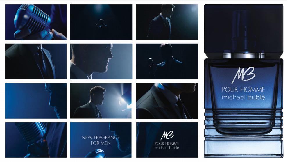 b9d43740a Michael Bublé Pour Homme العطر الجديد للرجال ~ إصدار جديد