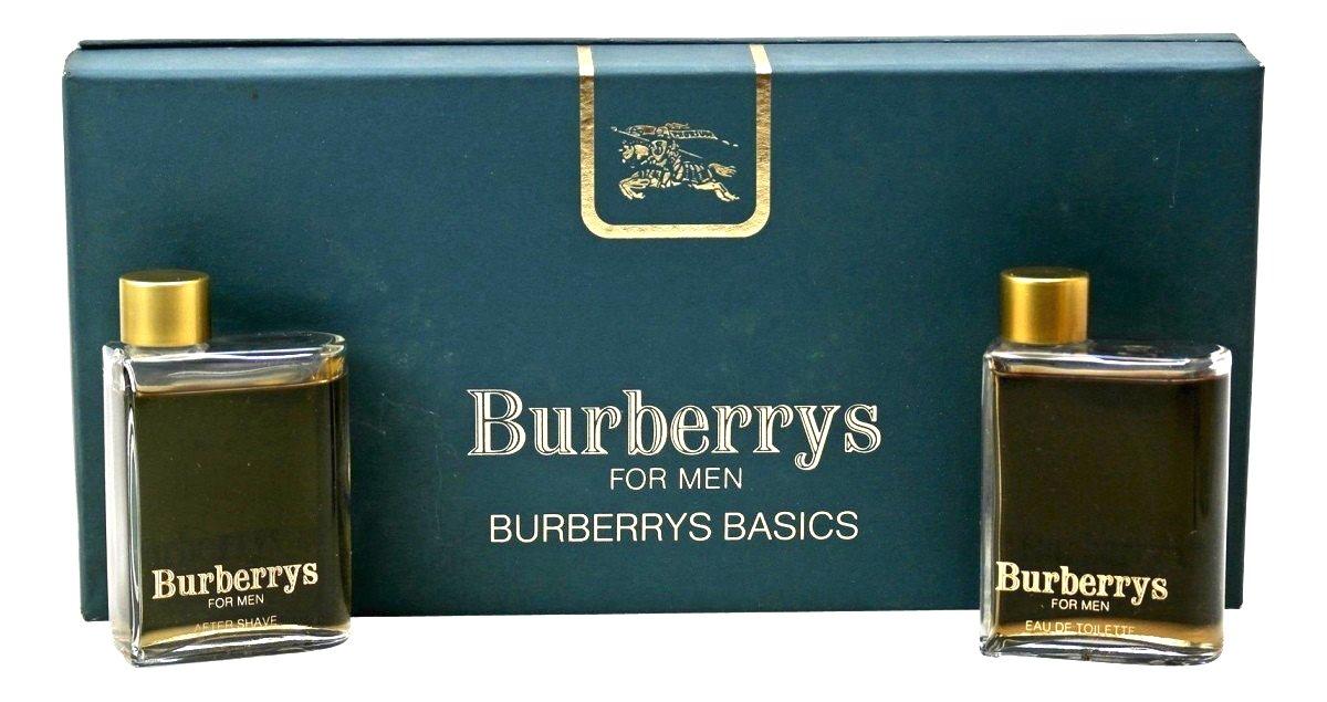 fee10da2e311 The First Burberry Men s Fragrances  Burberrys for Men 1981 and 1991 ...