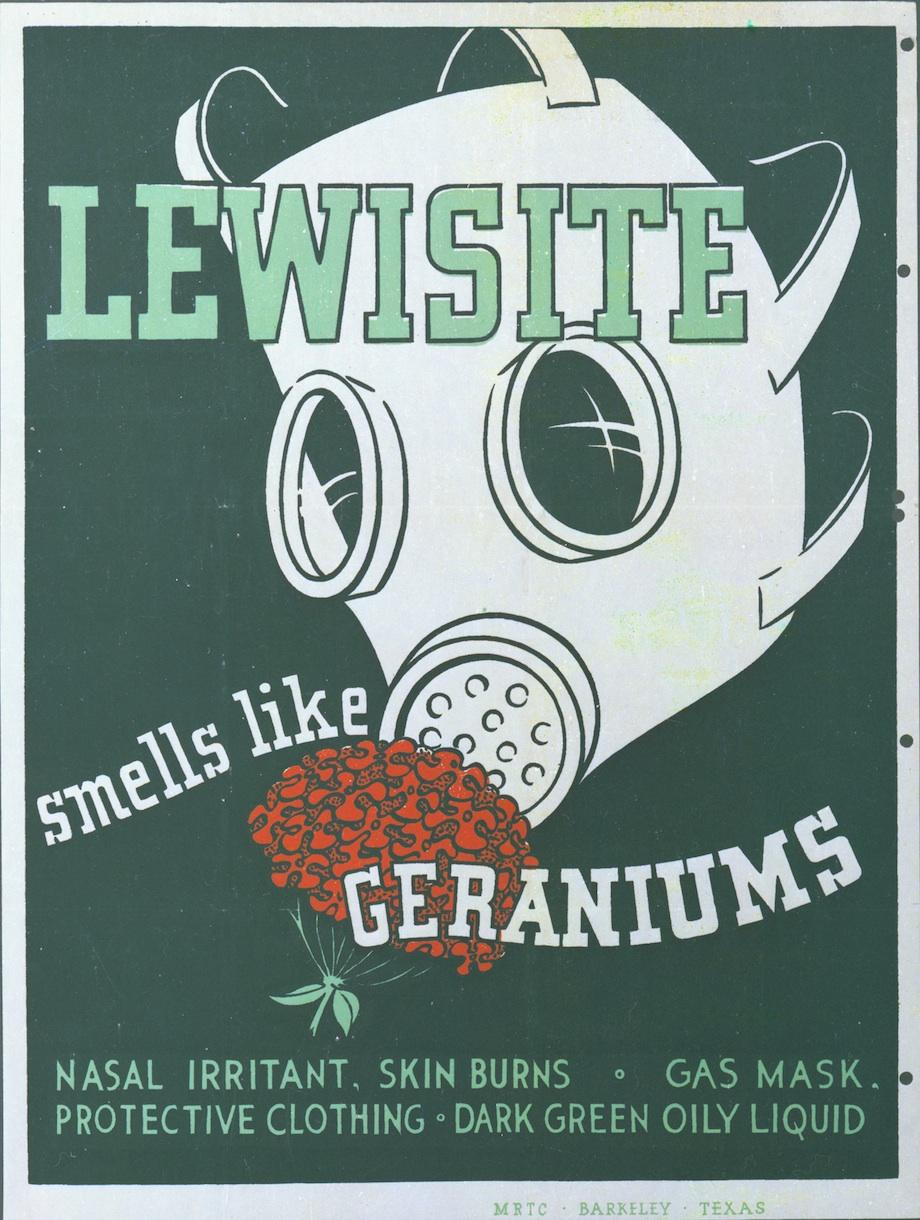 Lewisite poster