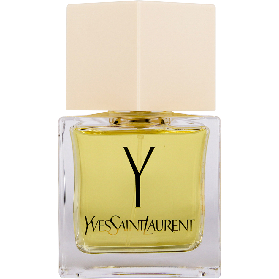 YSL current Y eau de toilette bottle