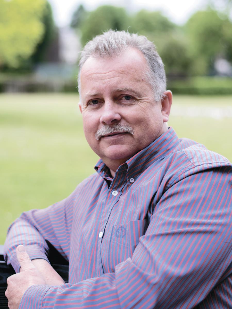 David Drisp CEO of Boadicea