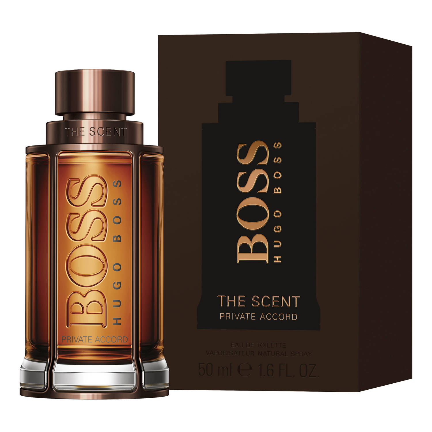 Boss The Scent Private Accord for Him packshot