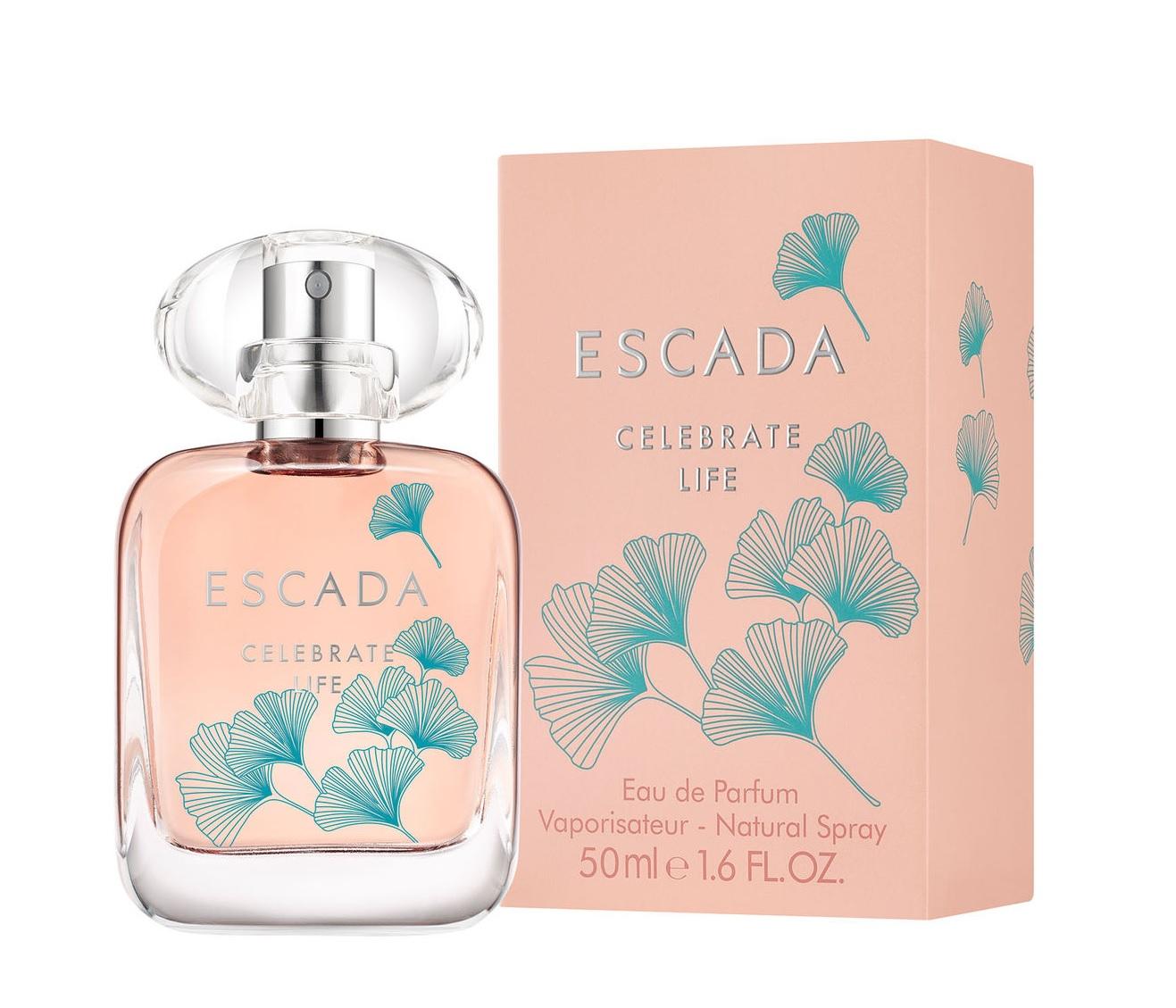 24231a741 Escada Celebrate Life العطر الجديد من إسكادا ~ إصدار جديد