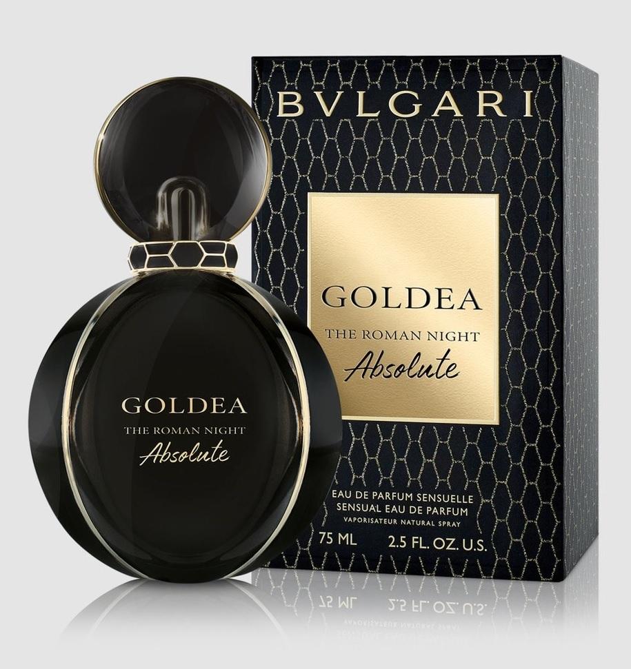 fdfb9216b56 Bvlgari Goldea The Roman Night Absolute ~ Novas fragrâncias