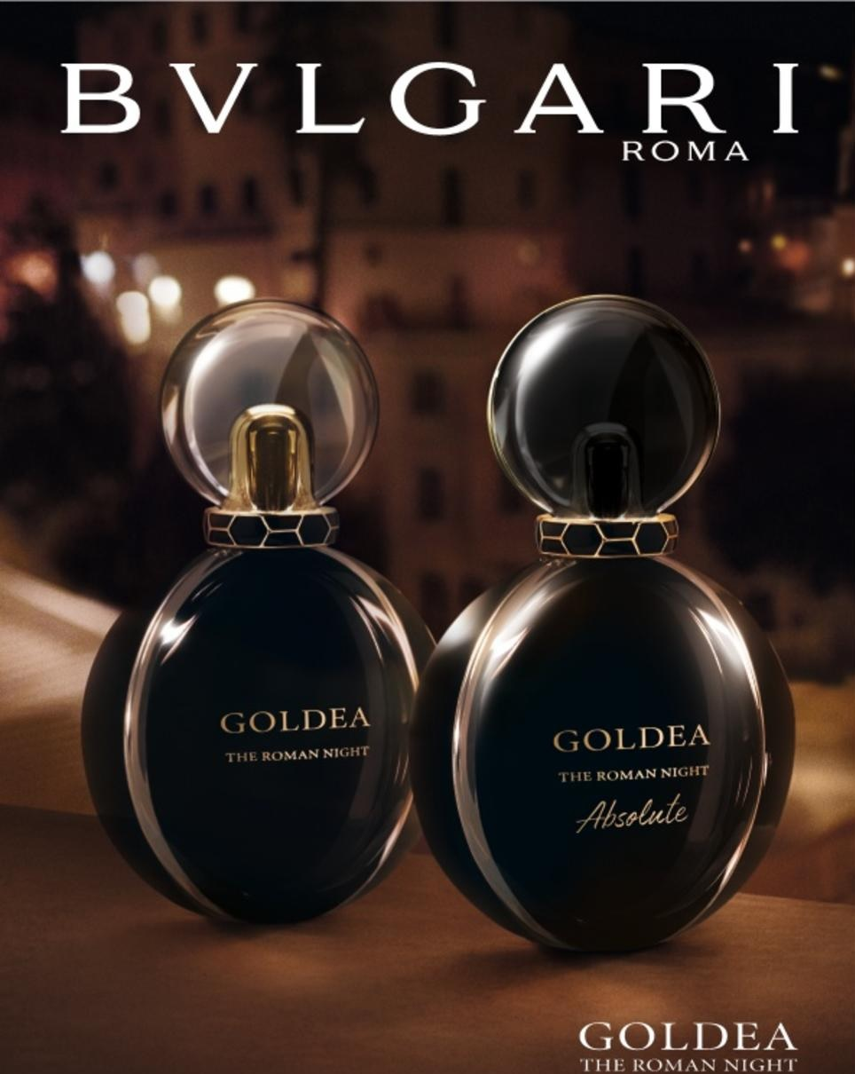 Bvlgari Goldea The Roman Night Absolute ~ Nuevas Fragancias