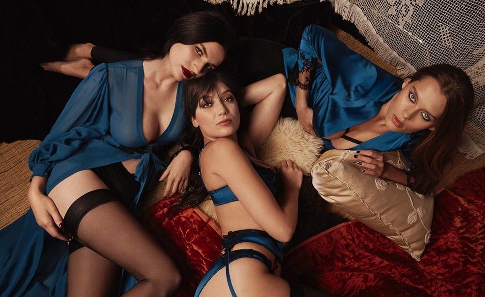 14465673c2 Agent Provocateur Blue Silk   Lace Noir ~ New Fragrances