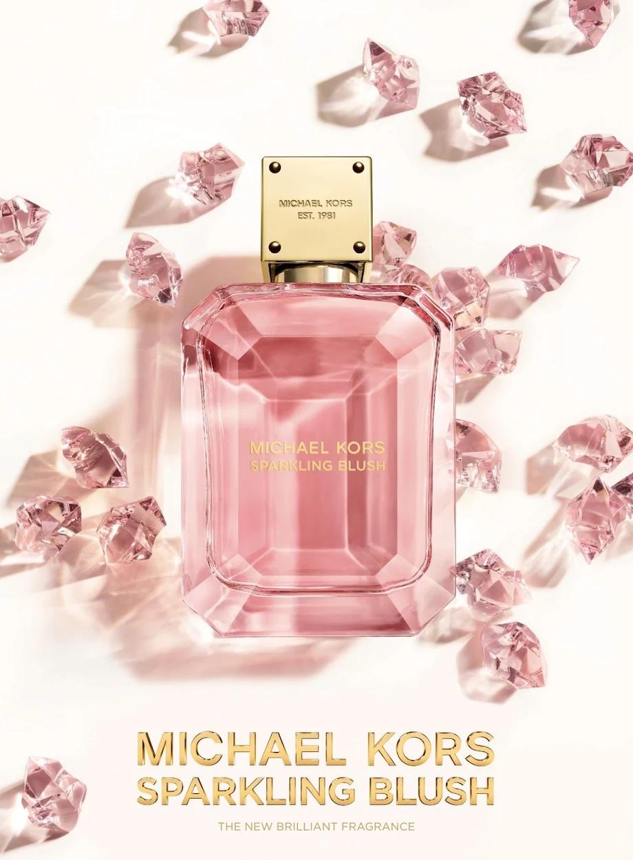 cc26d24de5305 Michael Kors Sparkling Blush العطر الجديد من مايكل كورس ~ إصدار جديد