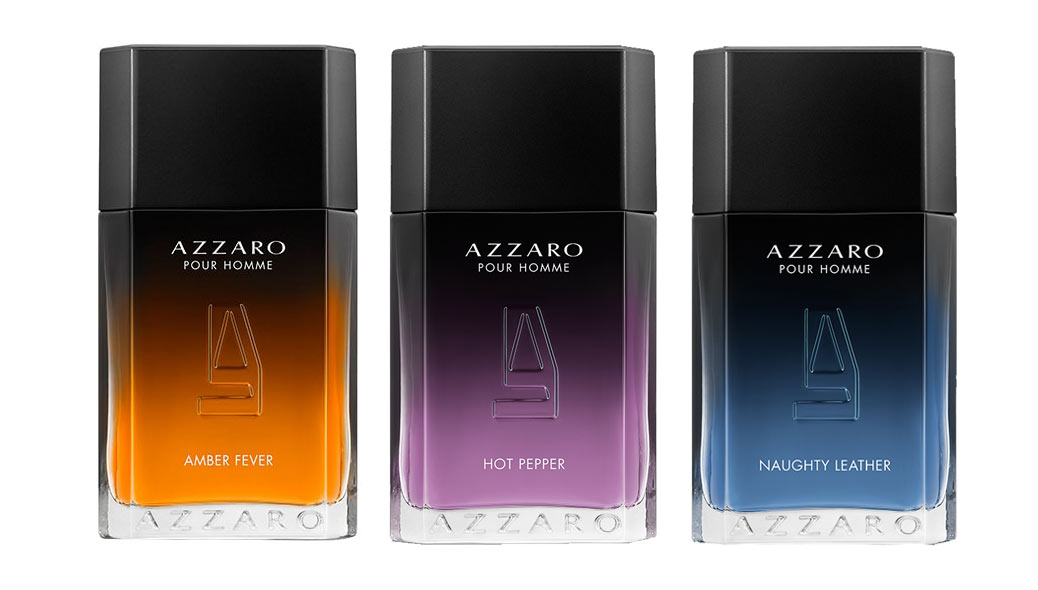 678af0d12cf AZZARO Sensual Blends  Amber Fever