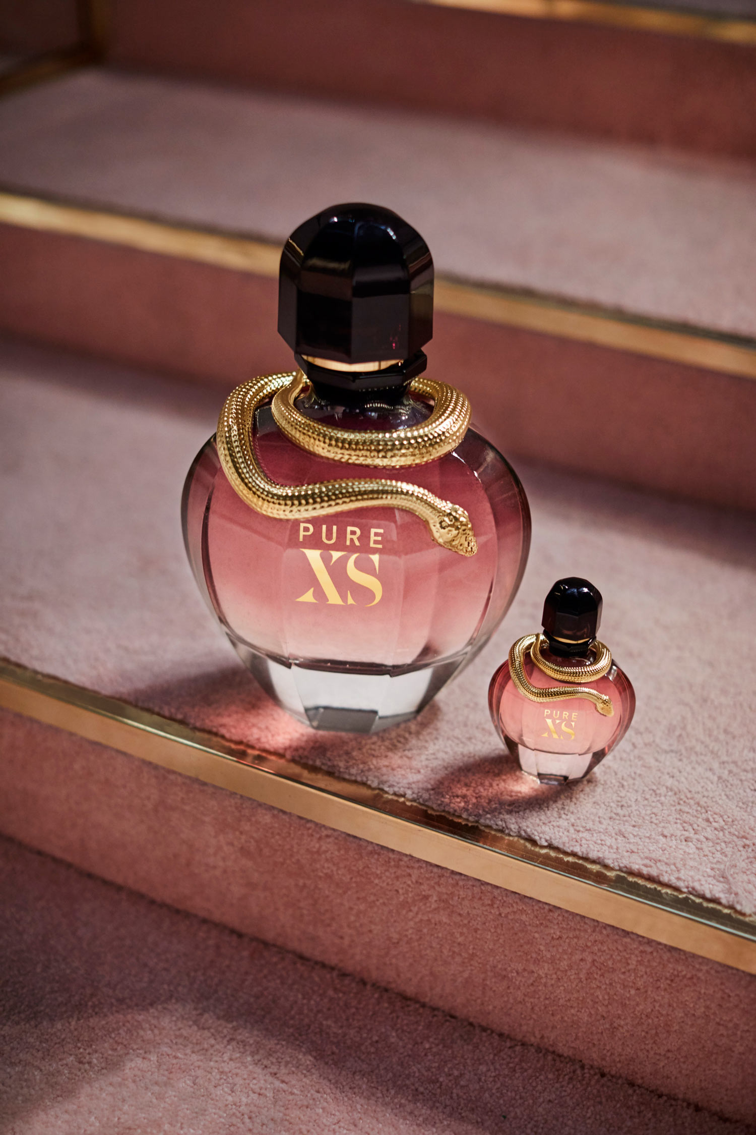 Paco Rabanne Pure Xs For Her New Fragrances