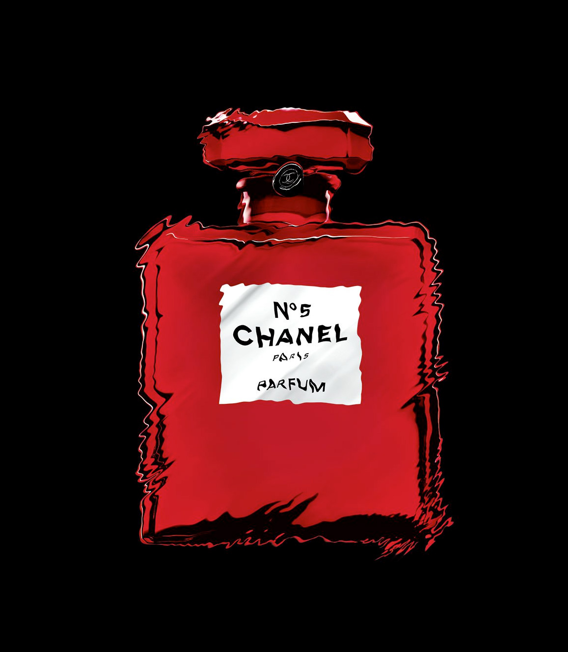 Chanel No 5 Red Editions New Fragrances