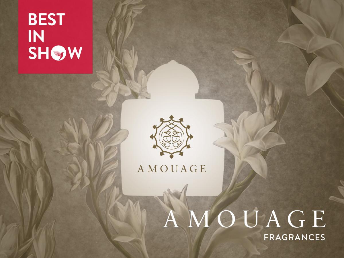 Best In Show Amouage 2018 Parfum Original Reflection For Men Graphic Fragrantica