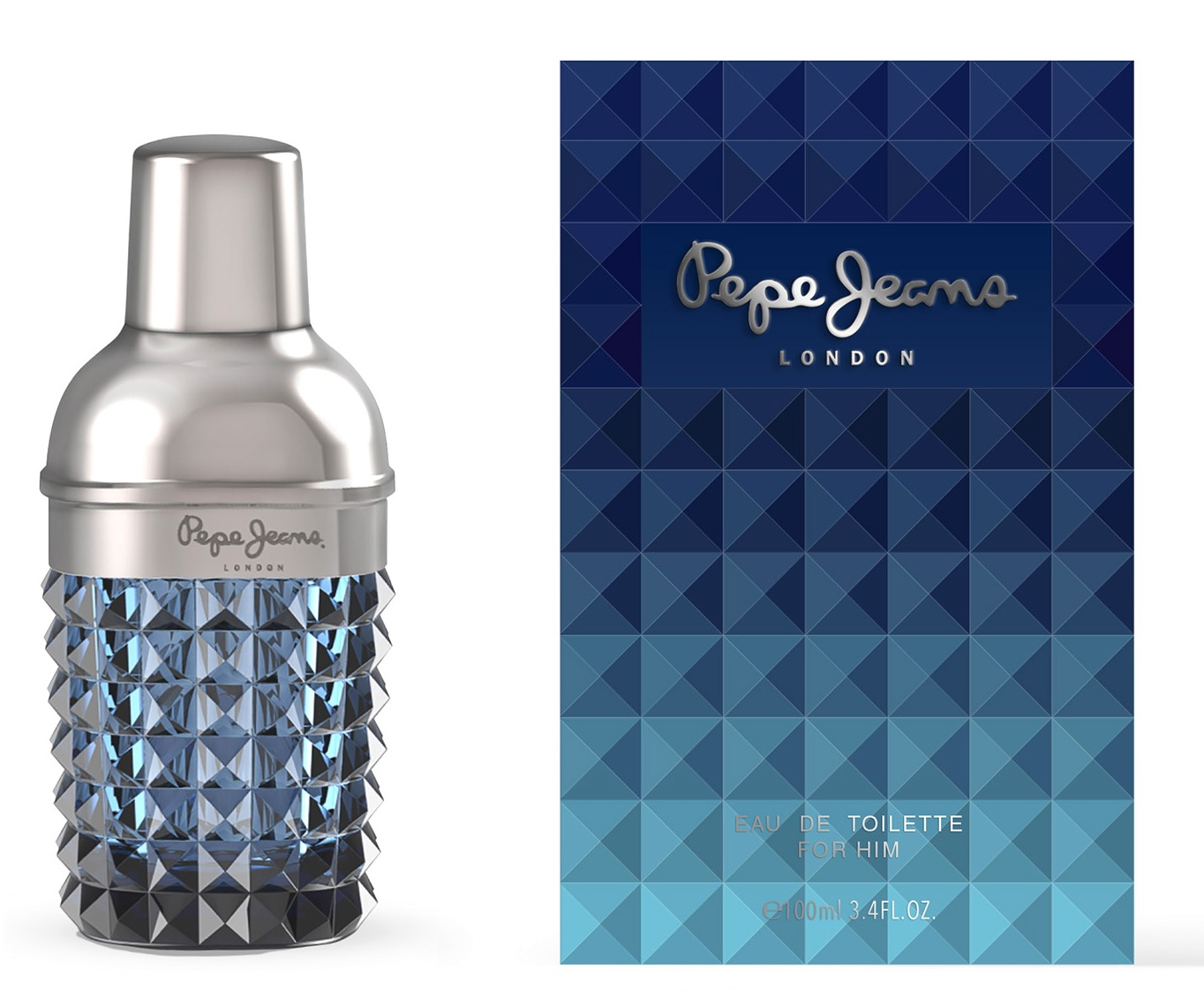 Pepe Jeans London: For Her & For Him duo ~ Nieuwe Geuren