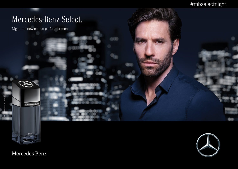 b4359b6cb TFWA 2018 Prepremiere: Mercedes-Benz Select Night العطر الجديد من ...