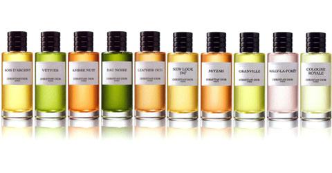 Dior La Collection Couturier Parfumeur New Fragrances