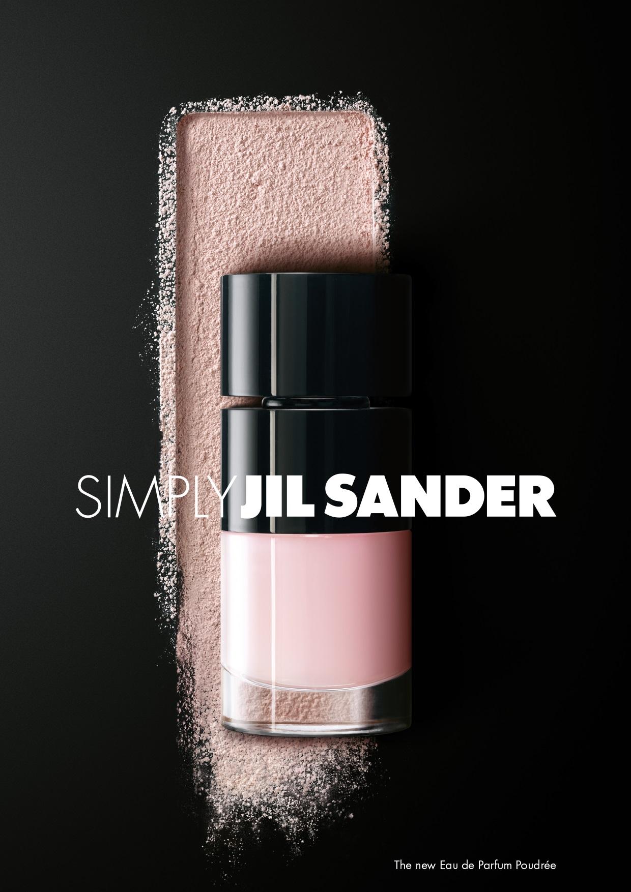 Jil Sander Simply Eau de Parfum Poudrée ~ Duftneuheiten