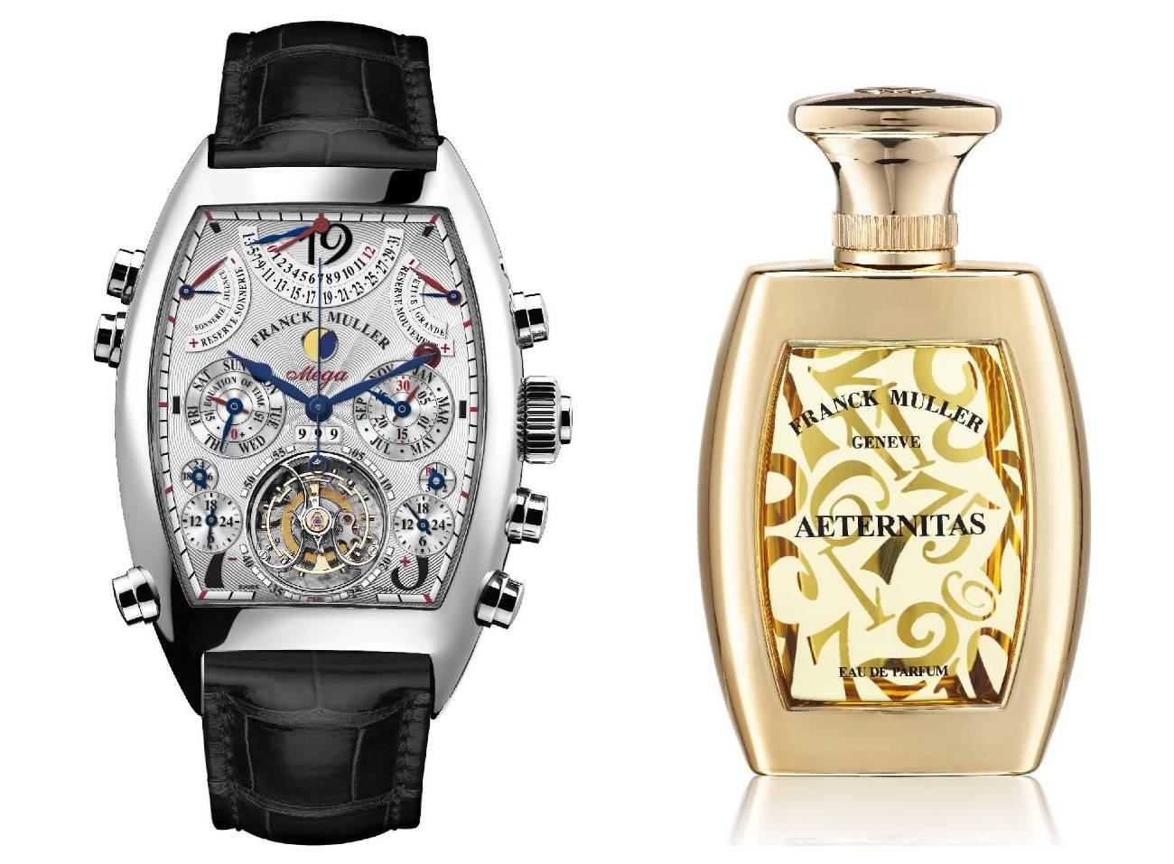 Franck Muller Perfume Collection ароматное время авторские очерки