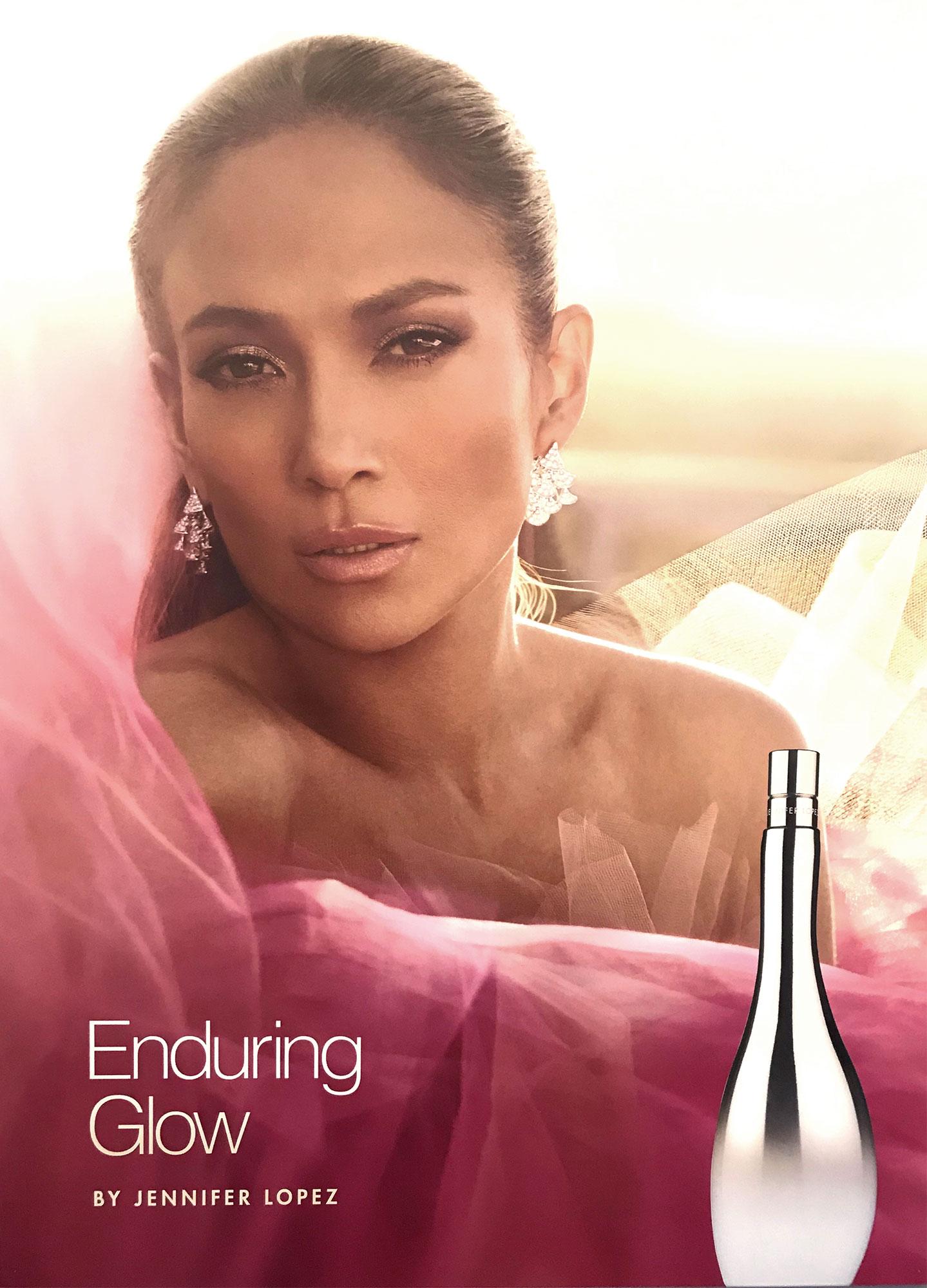 Jennifer Lopez Enduring Glow ~ Nuevas Fragancias