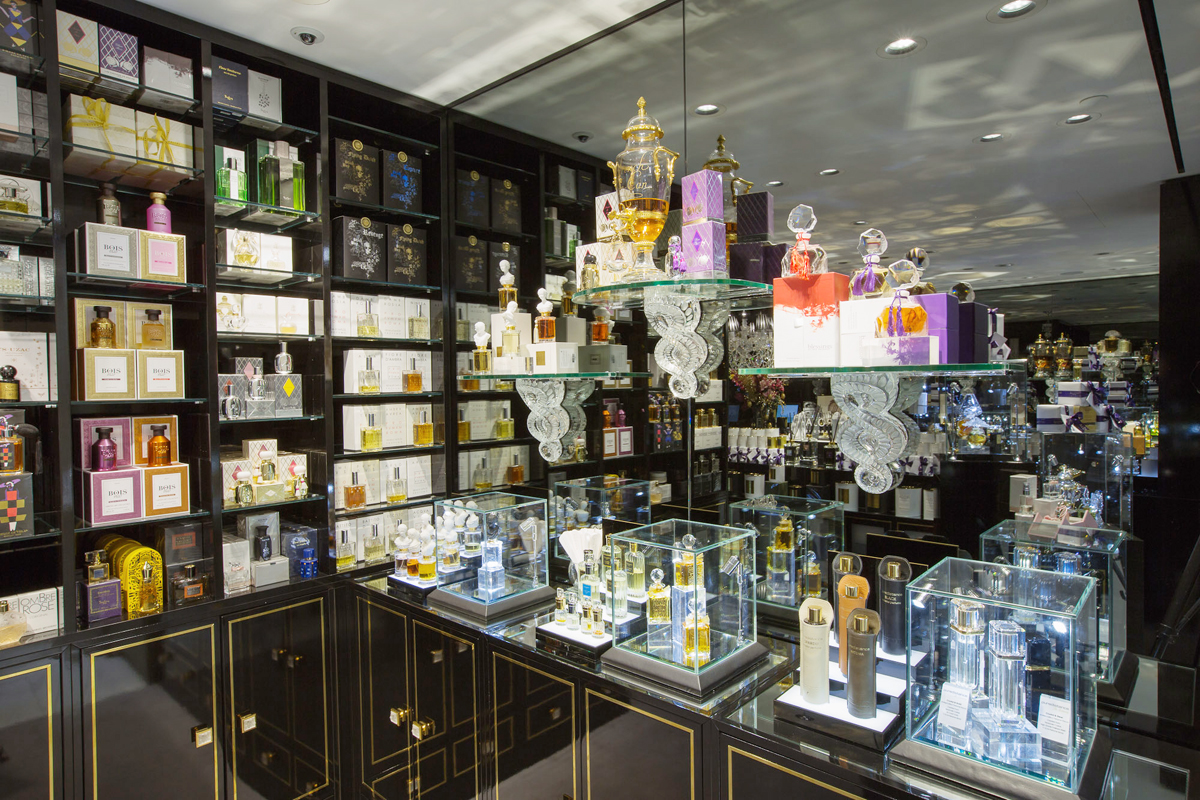 Roja Dove Haute Parfumerie in Harrods
