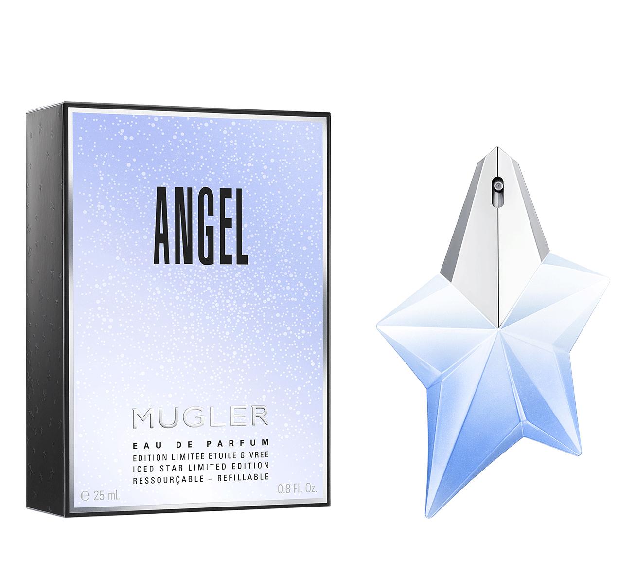 8c8c1fd75 Mugler Angel Iced Star Collector – Angel Étoile Givrée إصدار محدود ...