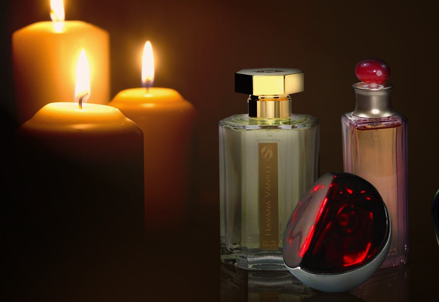 Candles And Flacons