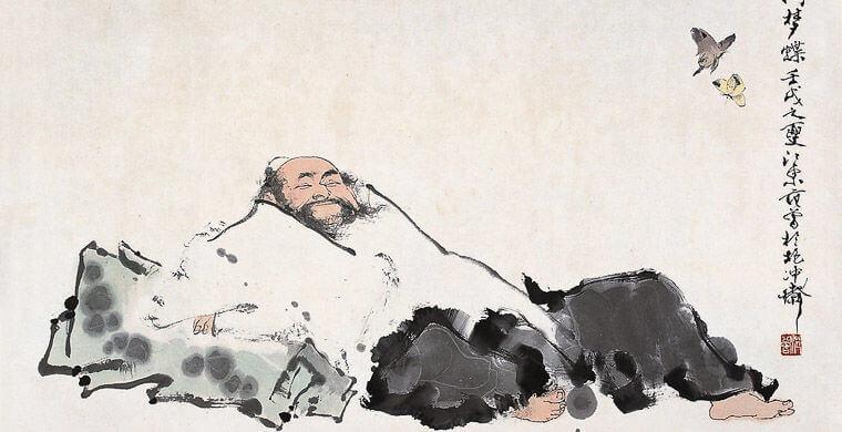 Zhuangzi ve Kelebek - Kim hayal kuruyor ?