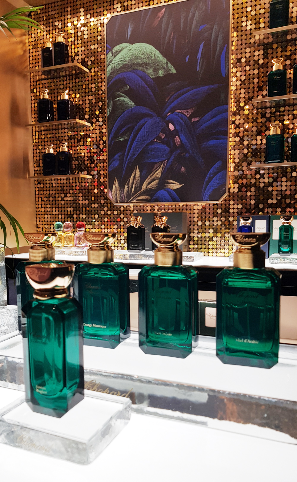 chopard parfums cannes 2018