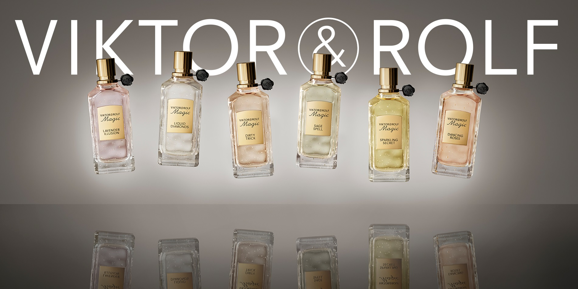 Viktor & Rolf Magic Collection Salty Flower ~ Nuevas Fragancias