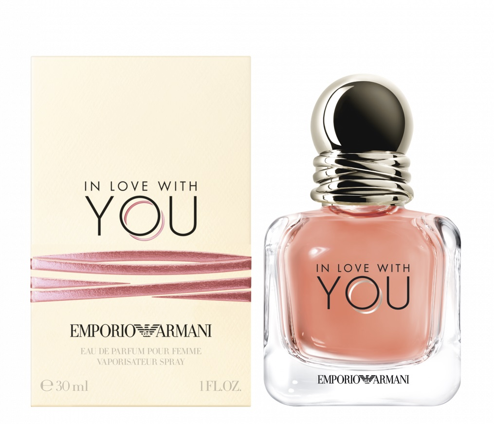 Giorgio Armani Emporio Armani In Love With You Stronger With You