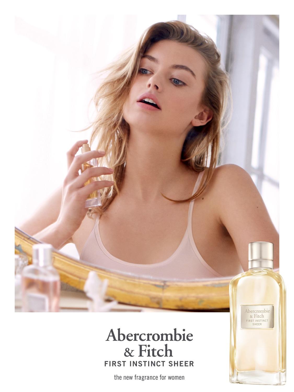Abercrombie & Fitch First Instinct Sheer ~ Perfumowe nowości