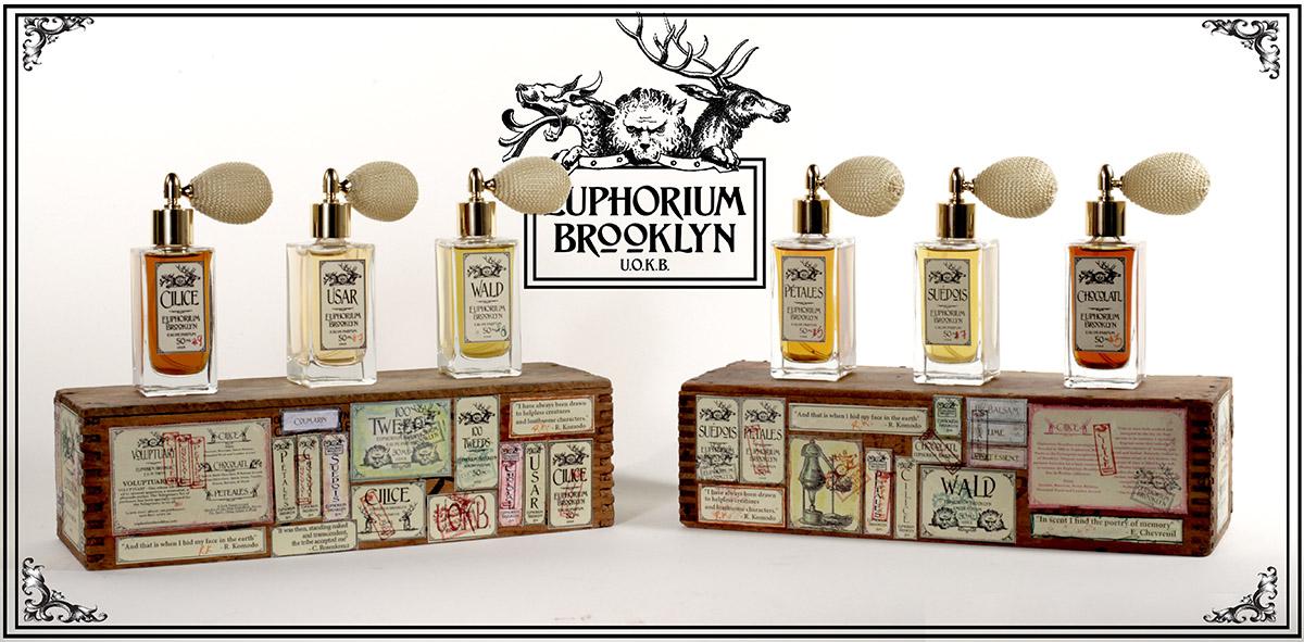 Euphorium Brooklyn's Perfumes