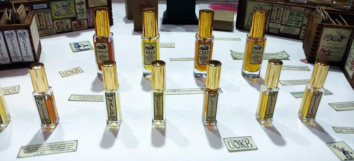 Euphorium Brooklyn Perfumes