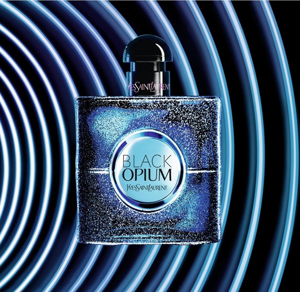 Yves Fragancias Opium Laurent Intense ~ Saint Black Nuevas n0OPwk