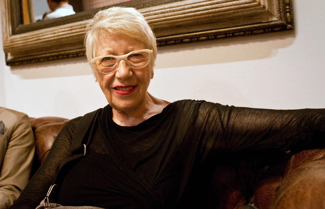 Vero Kern Passed Away on December 18 ~ Columns