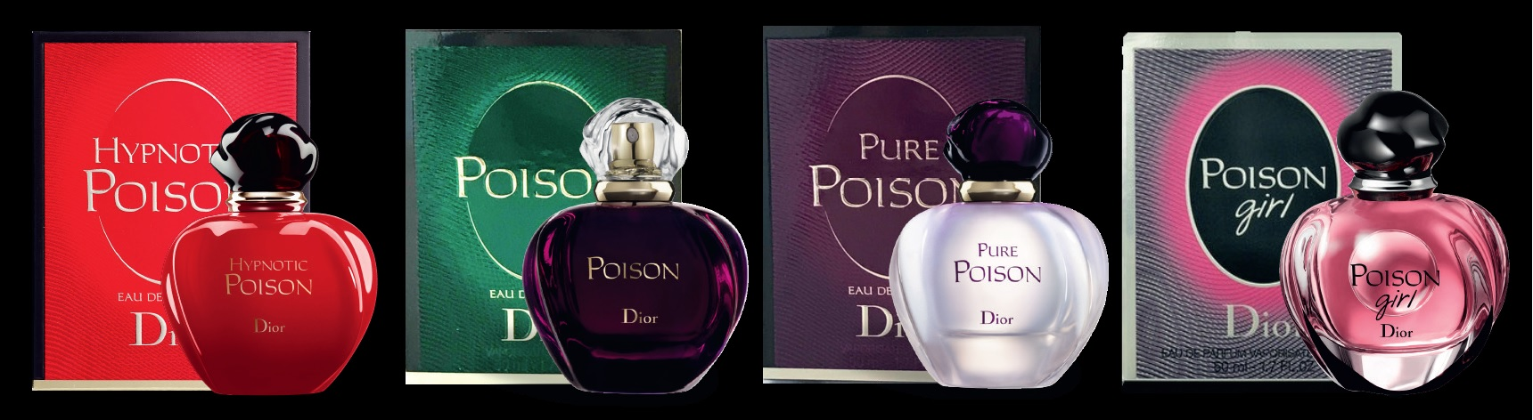 dior poison collection