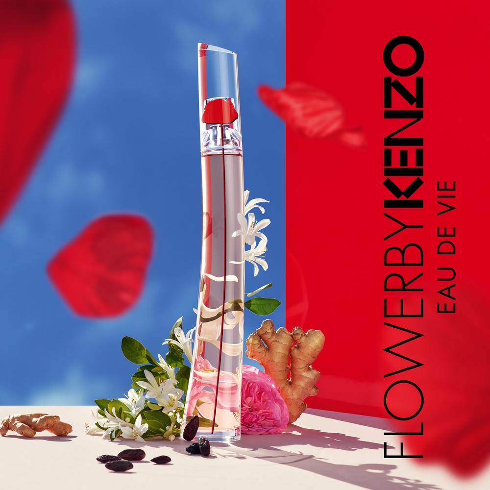 Картинки по запросу Kenzo Flower By Kenzo Eau de Vie Eau de Parfum Légère