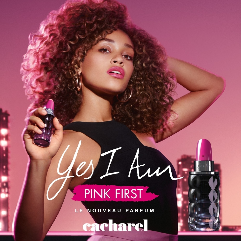 Cacharel Yes I Am Pink First New Fragrances