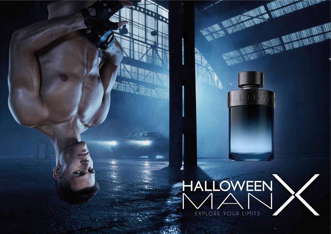 halloween perfume hombre x