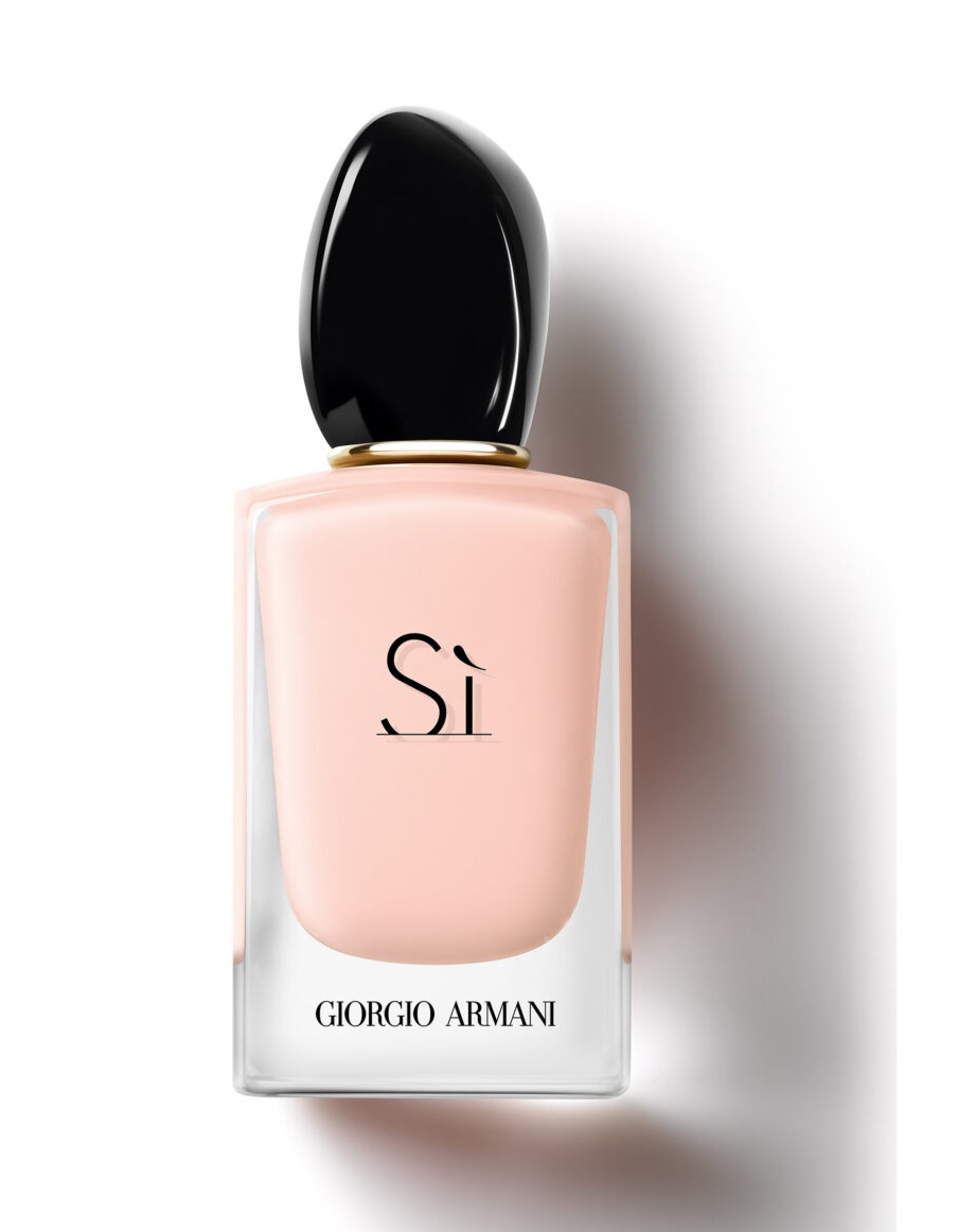 Armani Sì Fiori New Fragrances