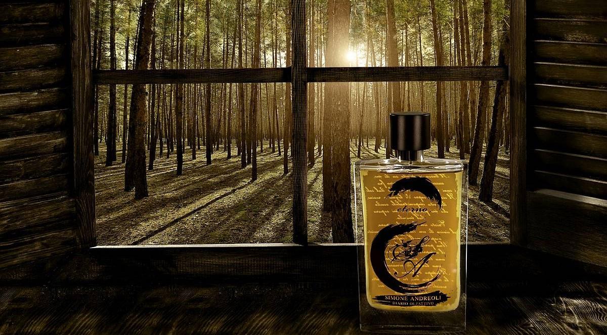 Eterno Simone Andreoli: Some Eternal Things ~ Niche Perfumery