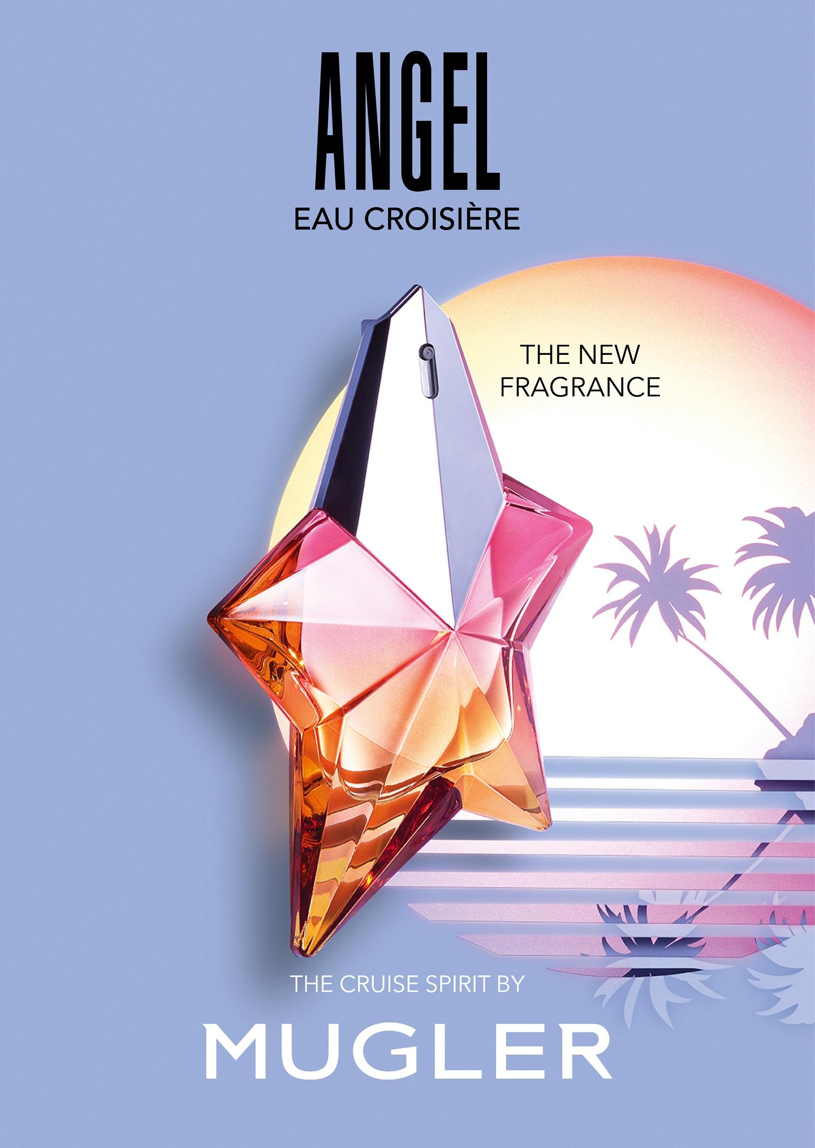 Mugler Angel Eau Croisière Nouveaux Parfums