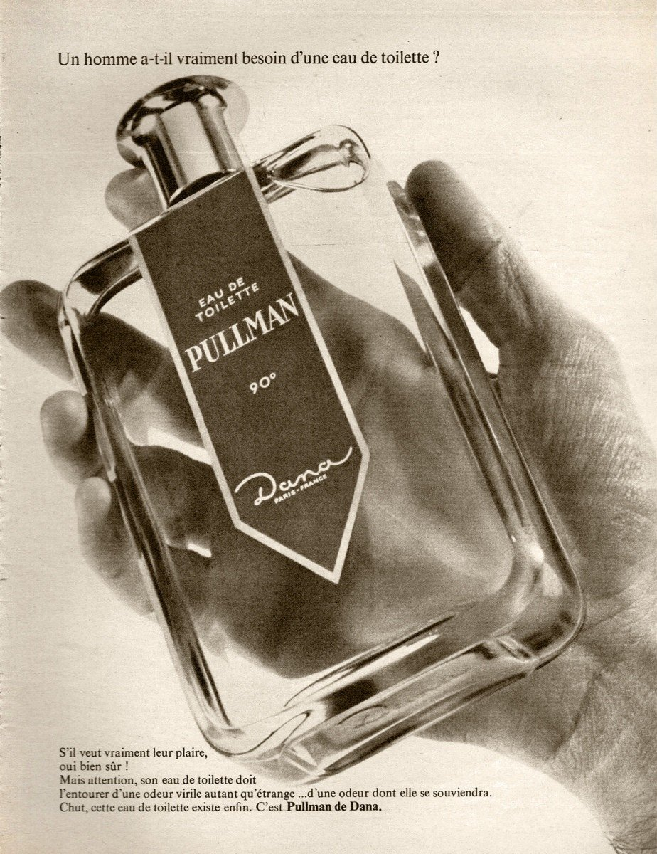 Pullman poster