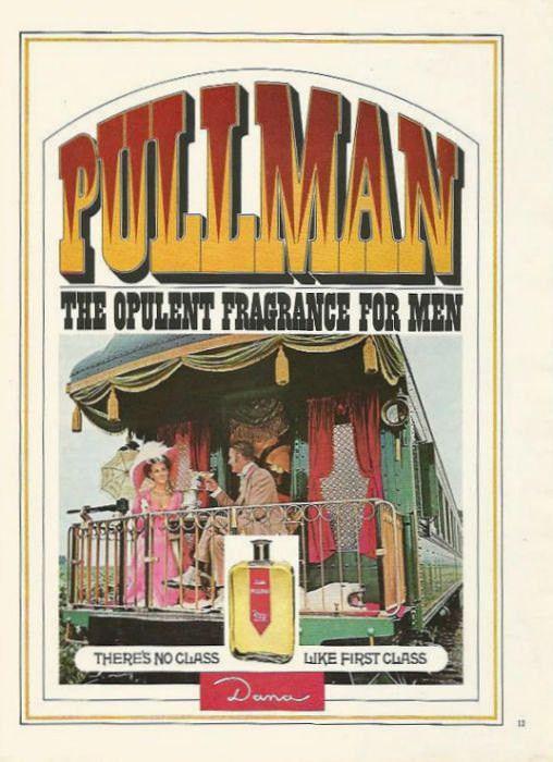 Pullman Dana poster