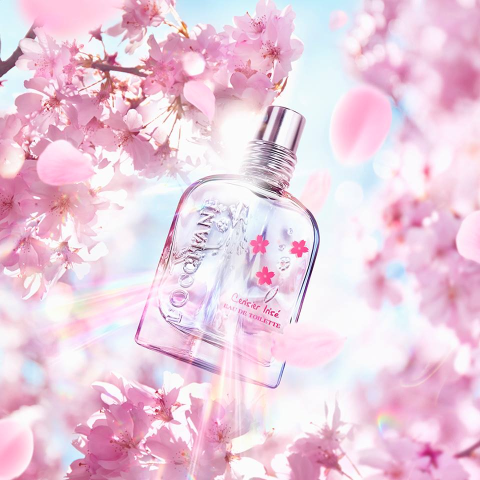596adc557 L'Occitane Cherry Blossom – Cerisier Irisé Eau De Toilette ~ New ...