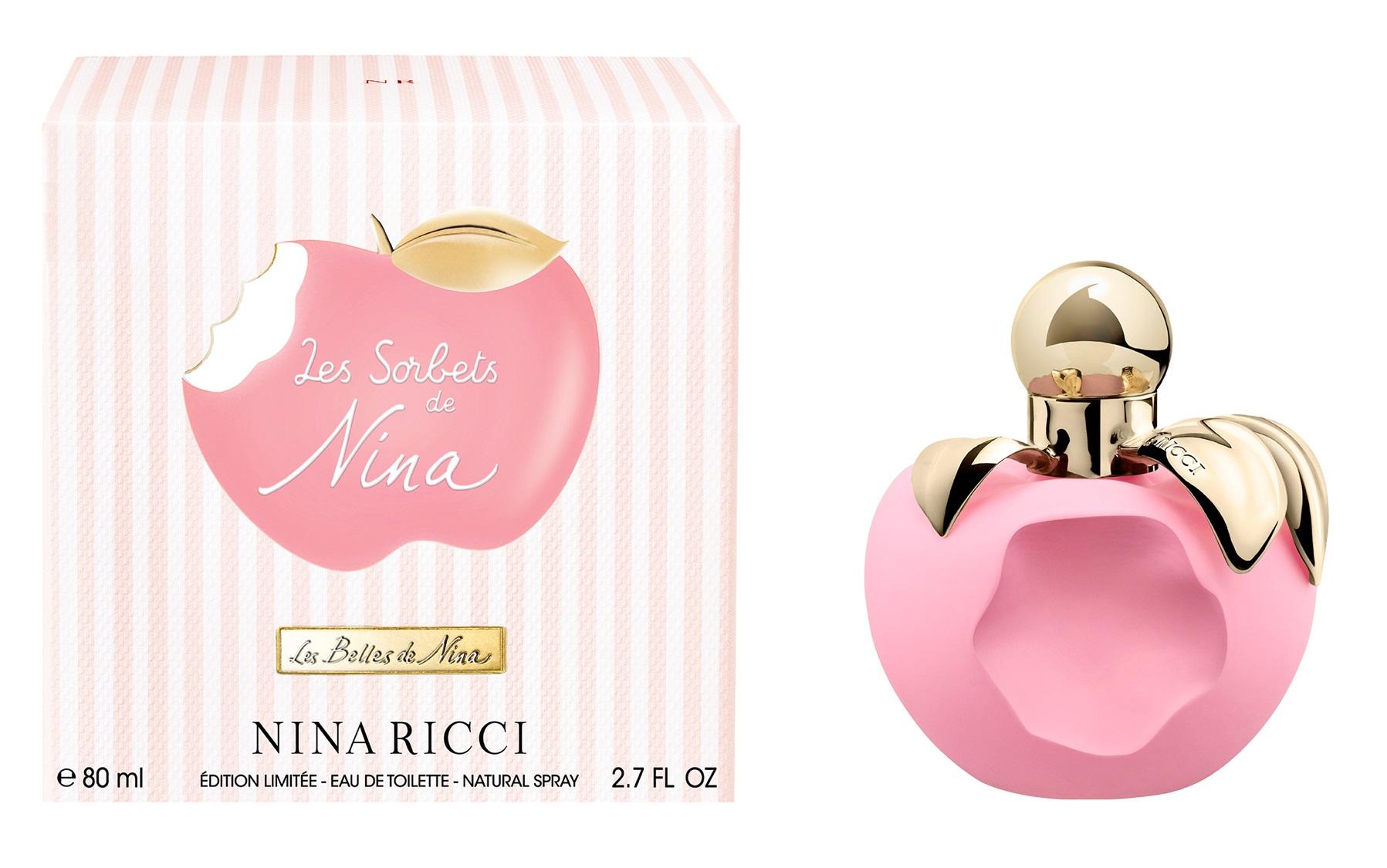 Nina Ricci Les Sorbets - Nina 4527d338f