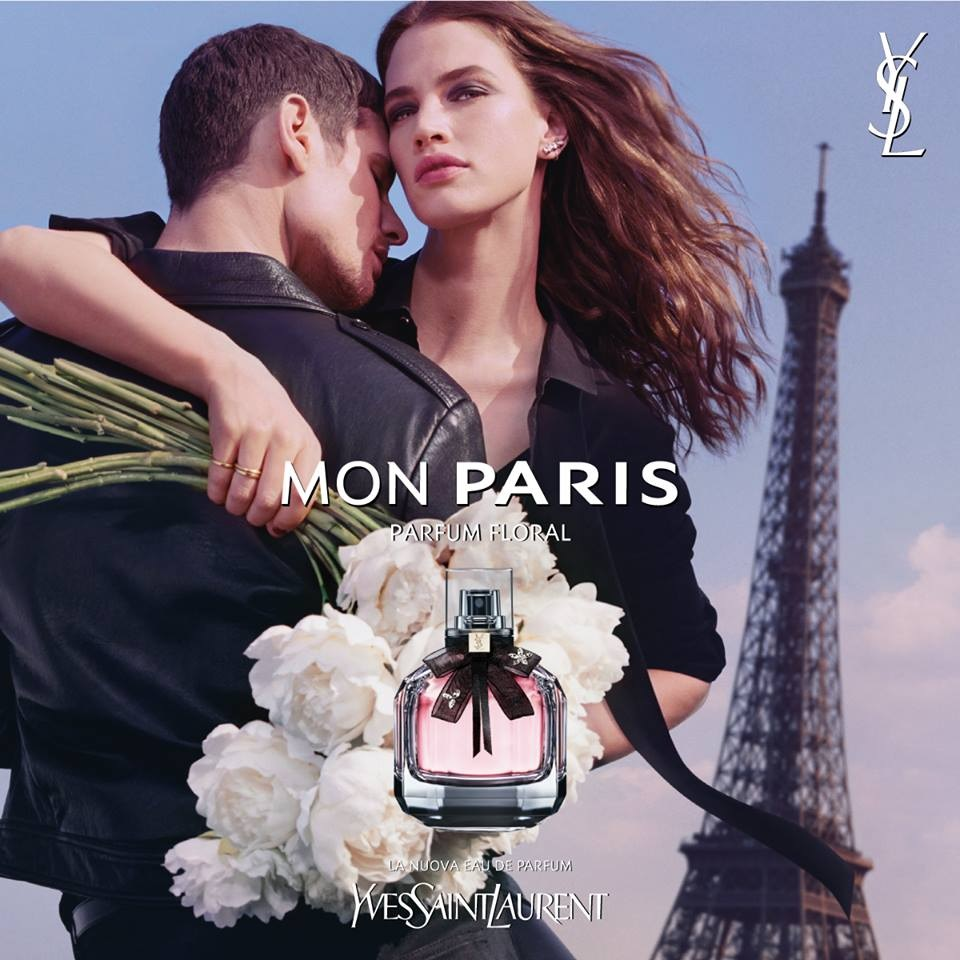 Yves Saint Laurent Mon Paris Parfum Floral New Fragrances