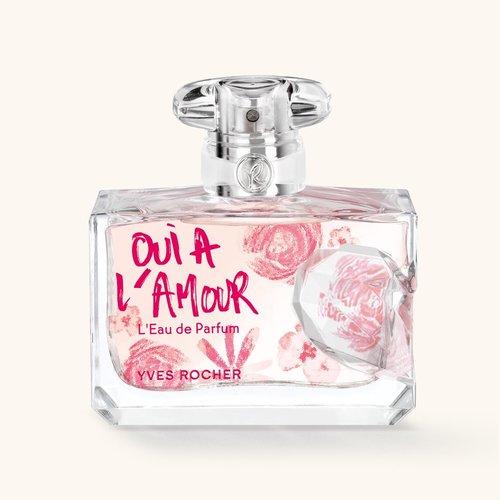 0376f267 Yves Rocher Oui à l'Amour L'Eau de Parfum - Collector's Edition ...