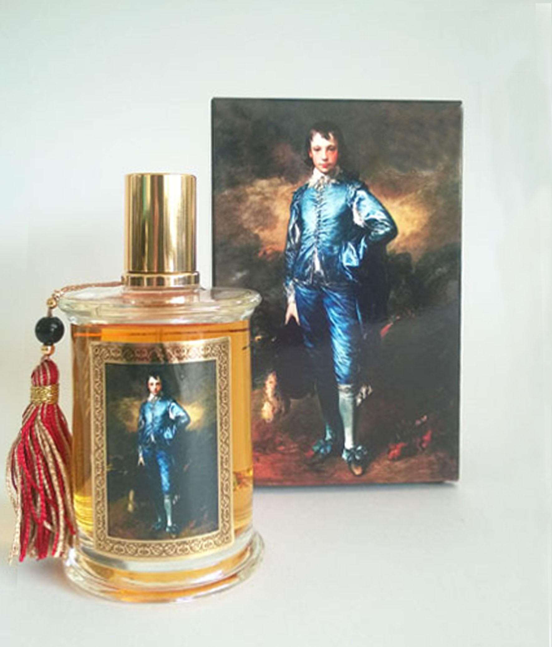 Blue Satin Parfums MDCI