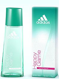No hagas excepción actualizar  Adidas Happy Game ~ New Fragrances