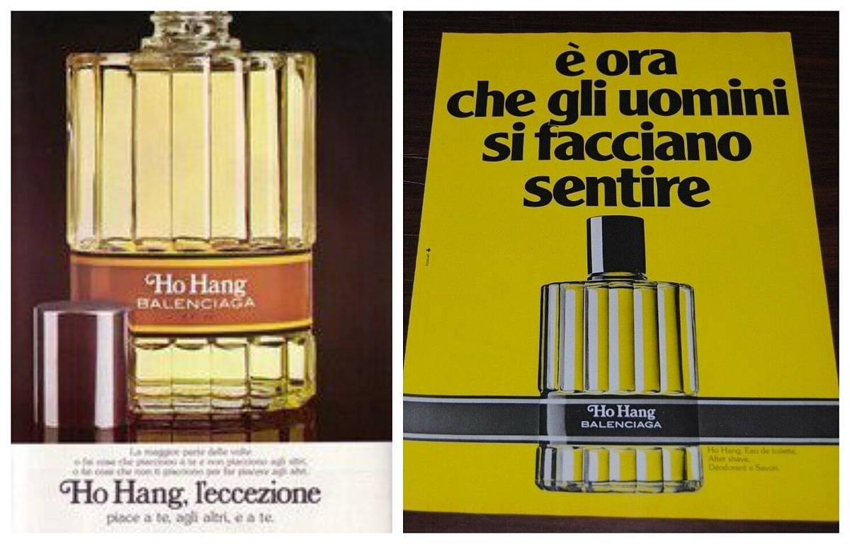 Becks necesidad transfusión  Ho Hang Balenciaga: A Unisex Fougere ~ Vintages